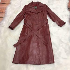 24K Leather Jacket *HOST PICKS*💐💐